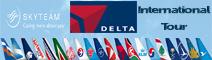 Delta Intl Hub Tour